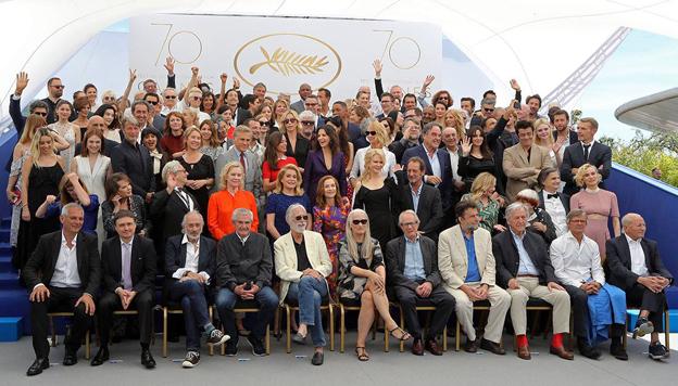 جشنواره فیلم کن (روزهای هفتم و هشتم)