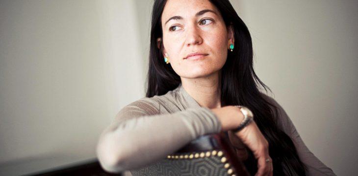 Nicole Krauss (Photo: Victor Lundberg)