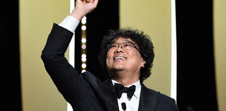 بونگ جون هو – برندهی نخل طلای ۲۰۱۹